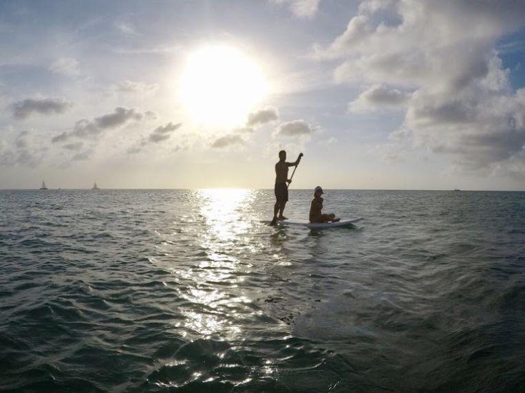 Aruba SUP