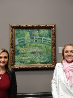 A ponte de Monet - National Gallery