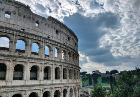 Rome Colosseu
